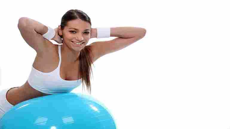 5 Dakikada sırt egzersizi yapmak mümkün